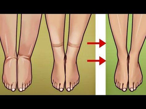 Женские ноги во рту фото 3