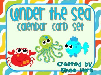 19 best images about Under the Sea Classroom Theme on Pinterest ...
