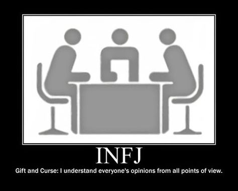 Ok people, let's get real for like 2 seconds here. Last week in class I had a total INFJ moment, and was like…. fuck humans.  So there was this girl, she's from Nort…