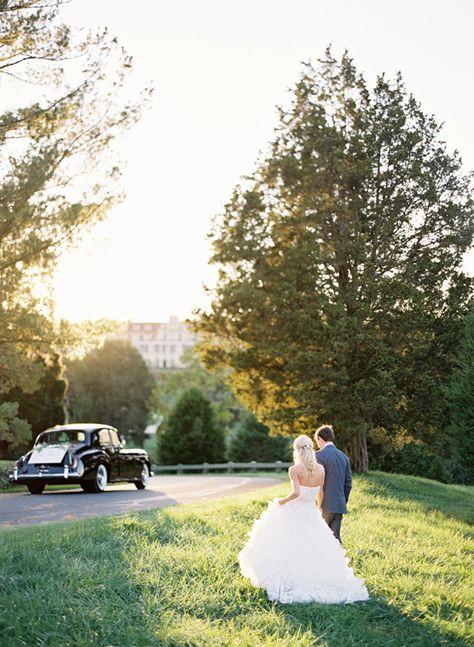 Charlottesville Wedding, Keswick Hall