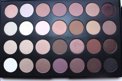 BH cosmetics neutral palette!