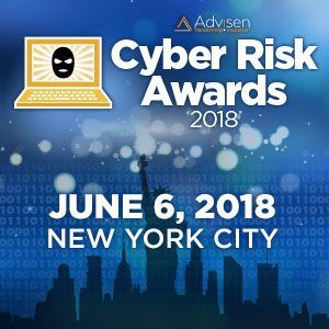 Advisen Will Host Our 5th Annual Cyber Risk Awards At A Gala Dinner Event In New York City That Has Become The Leading Networking E Networking Event Cyber Risk