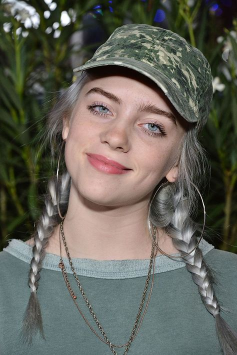 Billie Eilish attends the Teen Vogue Young Hollywood 14th Annual...