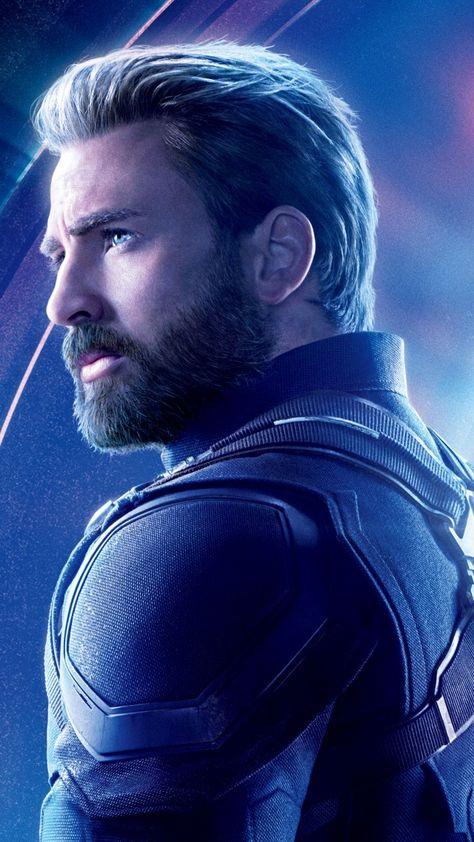 Wallpaper Avengers: Infinity War, Captain America, Chris Evans, 8k, Movies #17936