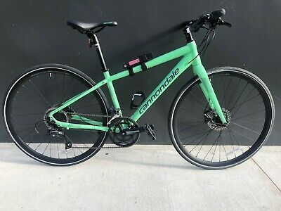 Sponsored Ebay Cannondale Quick Disc 3 Womens Bike 2018 Womens Bike Cannondale Hybrid Bicycle