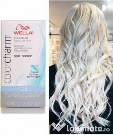 Image Result For Wella Color Charm Toner T14 Or T18 Wella Color