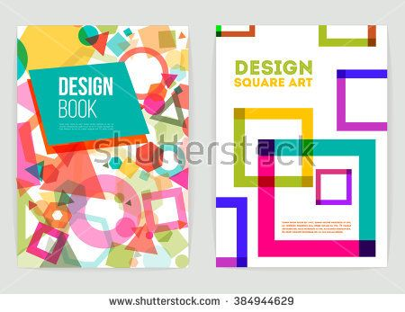 Vector Brochure Design Template Flyer Poster Banner Cover