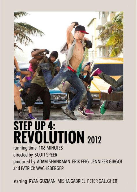 Step up 4 by Millie
