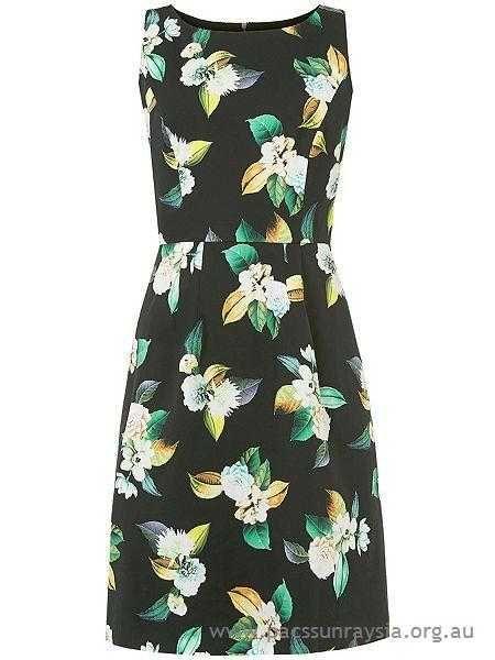 Phase Eight Nadia print dress Multi-Coloured - Women's Dresses Discount - 2833235