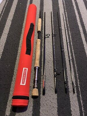Ad Ebay Redington Wayfarer Fly Rod 9 12 Wt 5 Pc With Case Perfect Condition In 2020 Fly Rods Baseball Bat Ebay