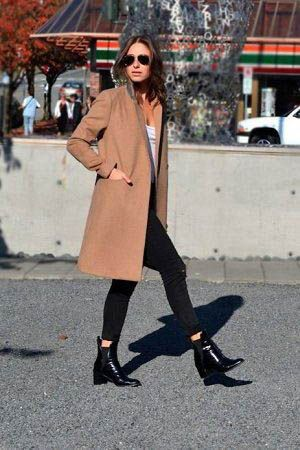 32 Ideas for chelsea boats outfit women camel coat