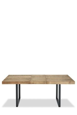 Buy Brooklyn Extending Dining Table From The Next Uk Online Shop