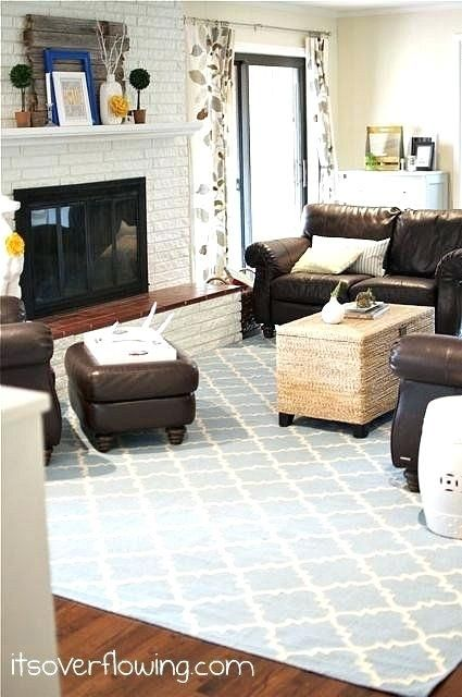 Lovely Dark Brown Leather Couch Decor For 329 Best Brown Leather