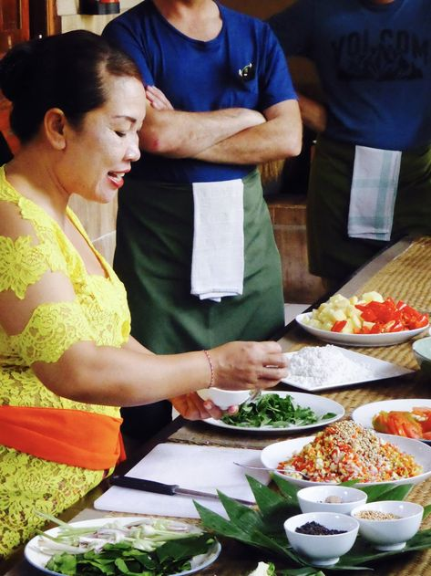 A Balinese Cooking Class Our Day With Paon Bali Cooking