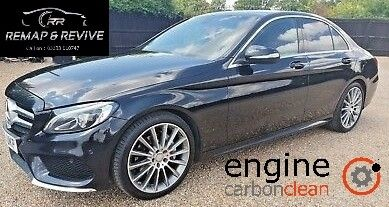 2015 Mercedes C220 CDi AMG Line gets the Remap & Revive Treatment  A