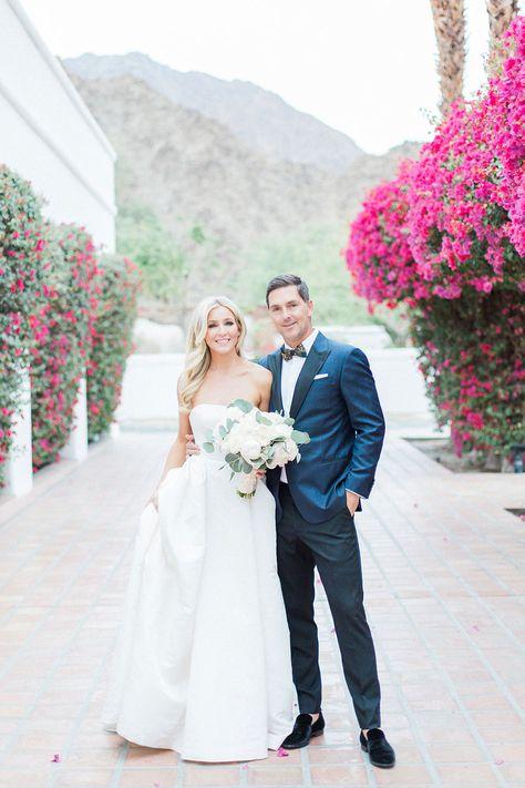 Erin and Ante's wedding at La Quinta Resort & Club