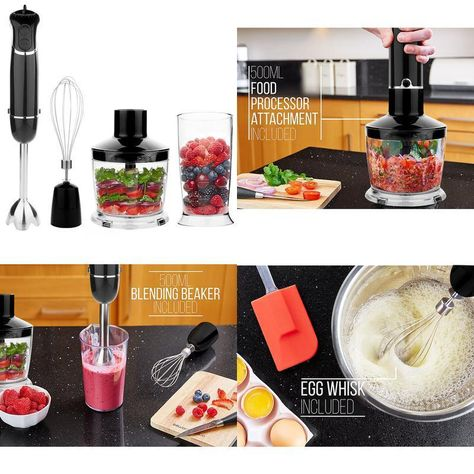 oxa powerful hand blender