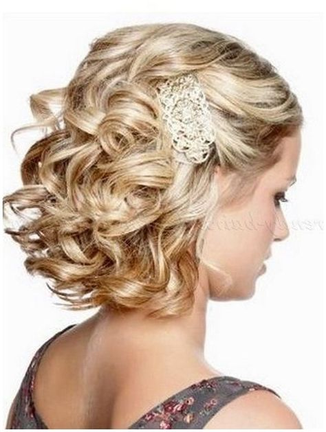 mother of the bride hairstyles for shoulder length hair - Google Search