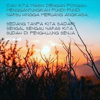 No Caption Pic From Rimbun Natamarga Tuhan Hamba Puisi