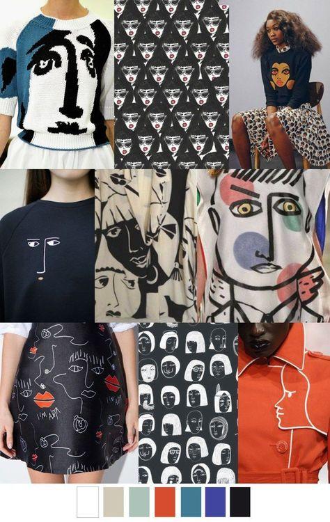 Bildergebnis für fashion f/w 18/19 #FashionTrendsMoodboard