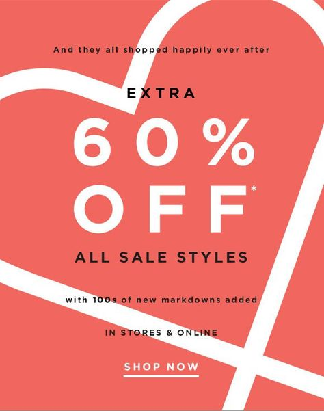Loft: Love a good sale? That makes 2 of us... | Milled