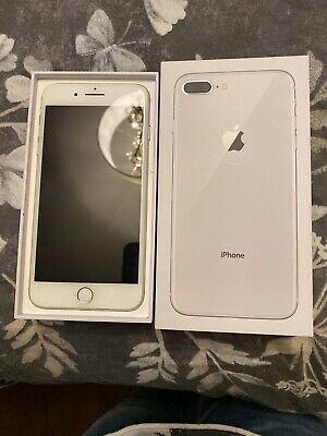Apple Iphone 8 Plus 64gb Silver Verizon A1864 Cdma Gsm Ebay Iphone Iphone 8 Plus Apple Iphone
