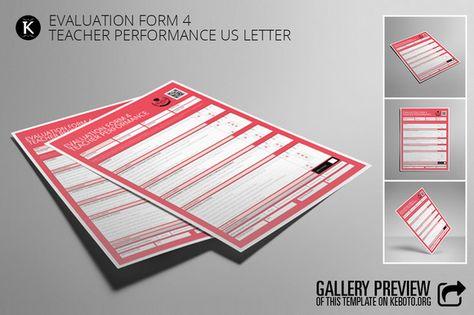 Form US Letter 4 Position Request Letters - product evaluation form