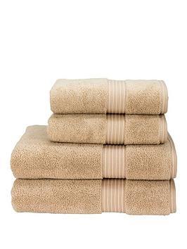 Supreme Hygro Supima Cotton Bath Towel Collection Stone Bath