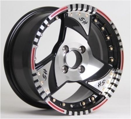 12 Inch 14 Inch Alloy Wheel With Pcd 4x100 4x114 3 Alloy Wheel Wheel Wheel Rims