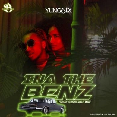 Mp3 Download: Instrumental: Yung6ix - Ina The Benz (Reprod