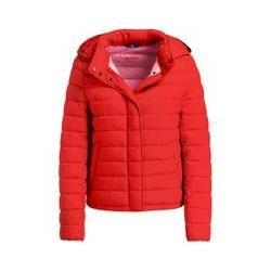 winter jacken rot marco polo