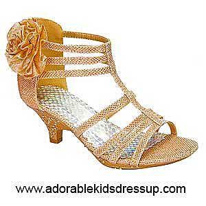 little girls high heel shoes | kids high heels | fancy girls ...