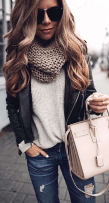 17 Perfect Winter Outfits Ideas That Always Looks Cool - Womens Fashion - Fashionable