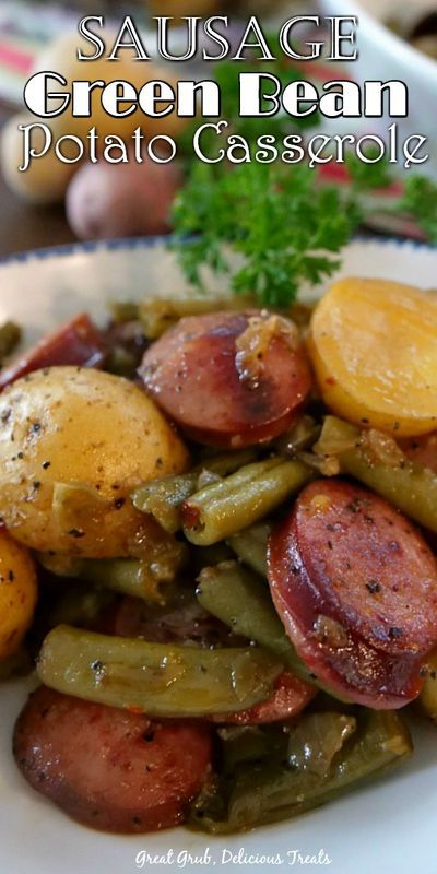 Meat And Potatoes Recipes, Pork Recipes, Cooking Recipes, Healthy Recipes, Recipies, Easy Meat Recipes, Cleaning Recipes, Cooking Tips, Green Beans And Potatoes