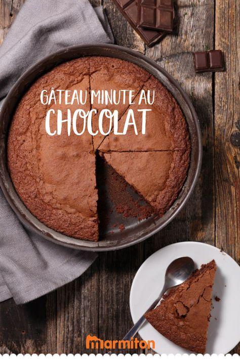 Gateau Au Chocolat Fondant Rapide Recette Gateau Chocolat Rapide Gateau Chocolat Fondant Recette Chocolat