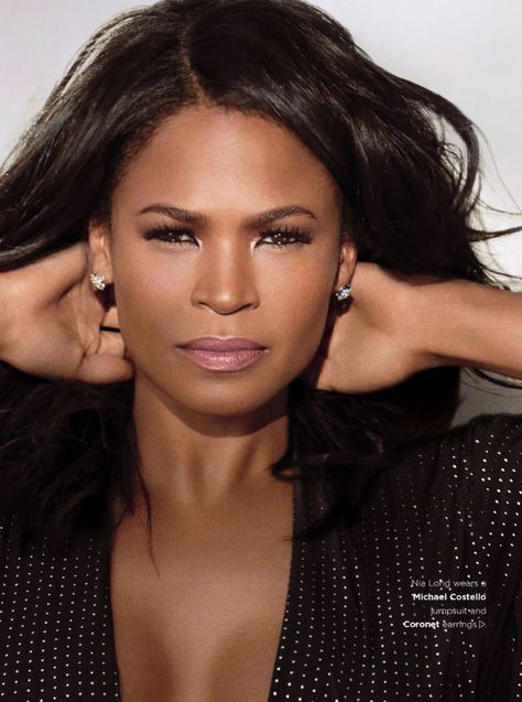 Nia Long Nia Long is an American actress. Her mother Nia Long: is of Afro-Trinidadian, Afro-Part Granadian, Afro-Barbadian ancestry, Afro-Caribbean or African-American descent.