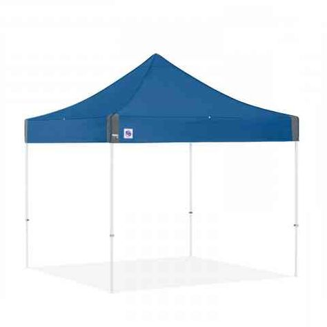 E Z Up Eclipse 10 X 10 Ft Canopy With Carbon Steel Frame Shelter Tent Beach Canopy Tent Tent