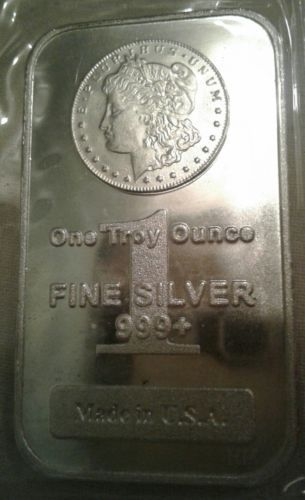 Lot Of 10 Morgan Design Bullion Bar Hm 999 Silver 1 Troy Oz Free Shipping Silver Investing Gold Coins Silver