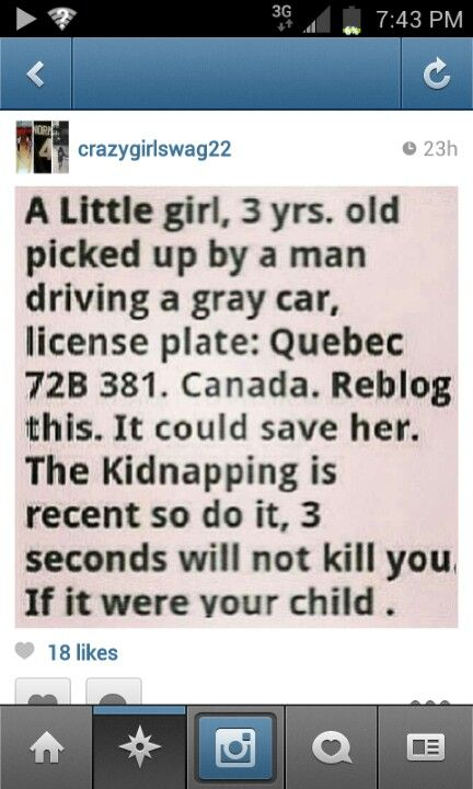 AMBER ALERT !!! Please repost on the boards with max followers! Please pray they find this little girl!!