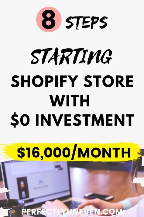 Dropshipping For Beginners - Perfectly Uneven