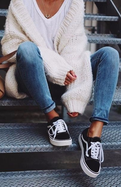 white platform converse | Fashion, Clothes, Outfits with