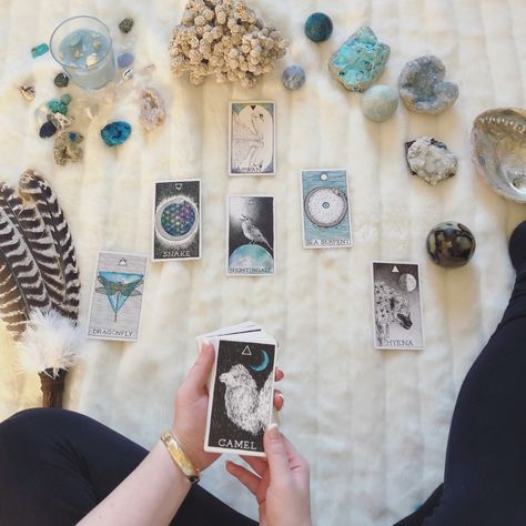 How to Use Oracle Cards — Lisa Boswell