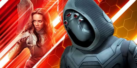 Ant-Man & The Wasp's Poster Unmasks New Villain, Ghost