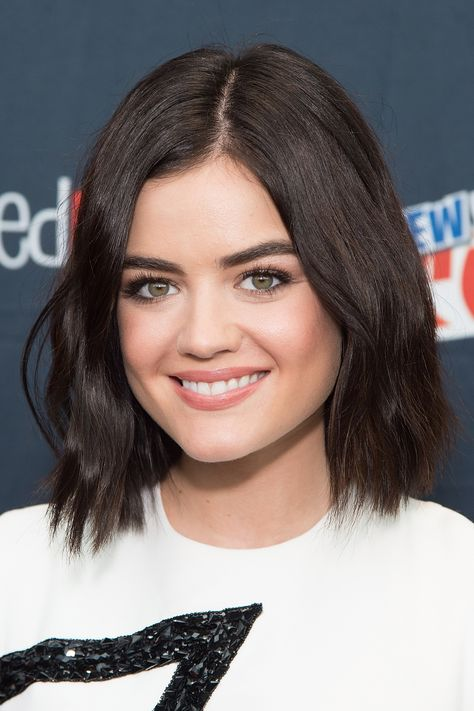 The Beauty Evolution of Lucy Hale | Teen Vogue
