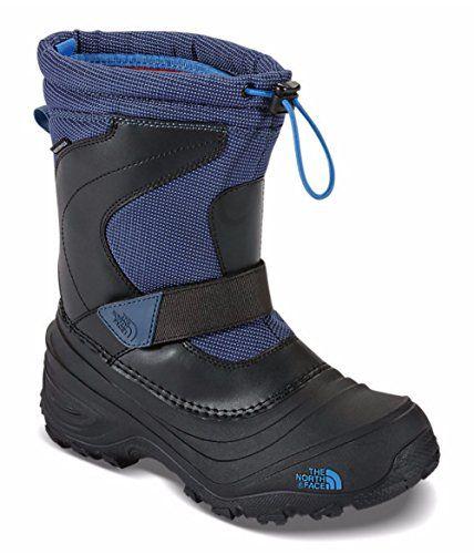Snow Drifter Tall Waterproof, Bottes Enfant, Noir (Black), 30 EUTimberland