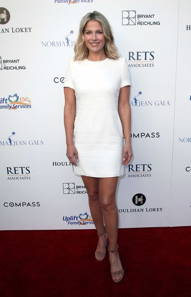 Actress Ali Larter attends Uplift Family Services at Hollygrove's 7th Annual Norma Jean Gala.