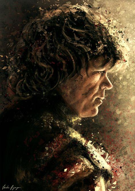 Game of Thrones Fan Arts:Joffrey BaratheonJon SnowTyrion LannisterDaenerys StormbornJaqen H gharandA Game of ThronesbyVarsha(Tumblr)Journey to the next Random Post