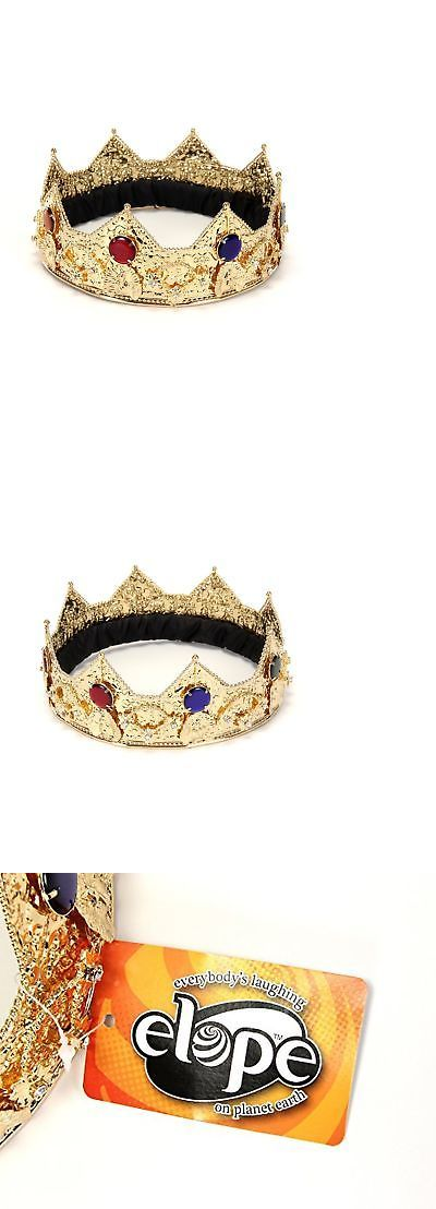 elope Gold King Crown by Multi
