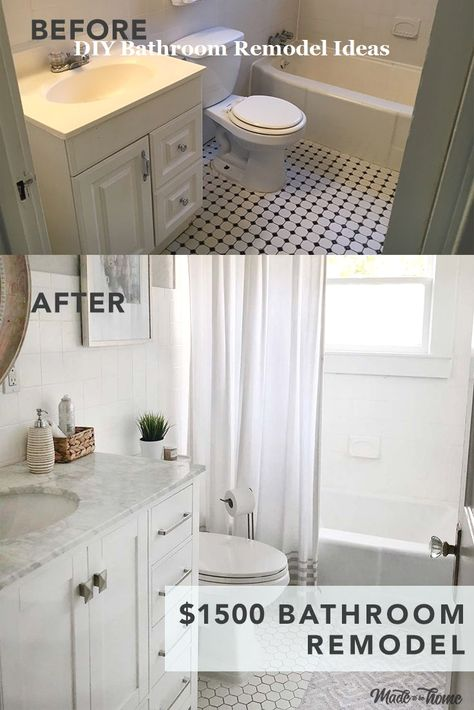15 Incredible Ideas For Bathroom Makeover 4 Bathrooms Remodel