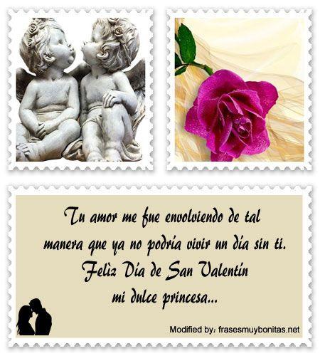 Bonitas Frases De San Valentin Para Mi Novio Mensajes Para